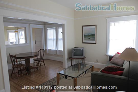 Beautiful Home Close to Everything-- UC, downtown, BART, parks, markets Home Rental in Berkeley, California, United States 4