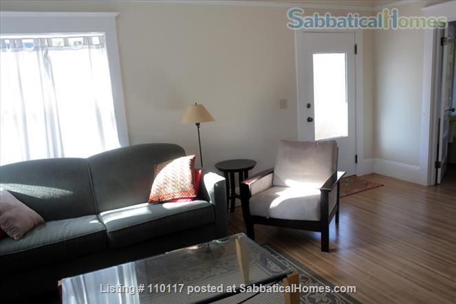 Beautiful Home Close to Everything-- UC, downtown, BART, parks, markets Home Rental in Berkeley, California, United States 5