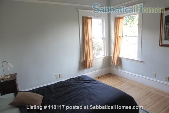 Beautiful Home Close to Everything-- UC, downtown, BART, parks, markets Home Rental in Berkeley, California, United States 8