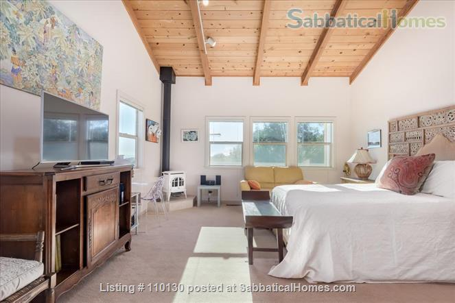 Monterey Bay: close to UCSC, Beach and US 1 to Stanford Home Rental in Santa Cruz, California, United States 8