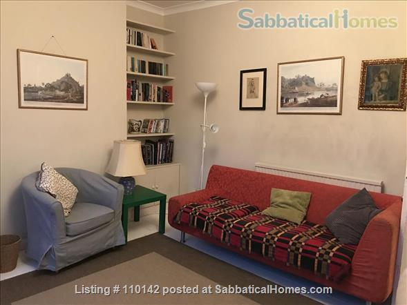 Quiet, light, three-bedroom Victorian flat in Camden, ideal for up to four people Home Rental in Greater London, England, United Kingdom 3