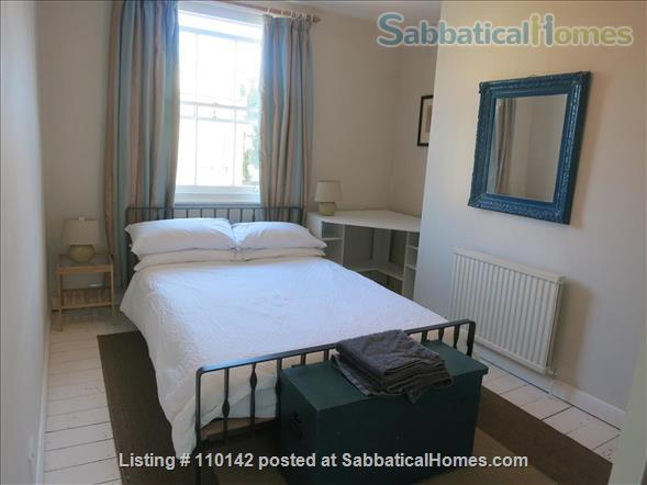 Quiet, light, three-bedroom Victorian flat in Camden, ideal for up to four people Home Rental in Greater London, England, United Kingdom 5