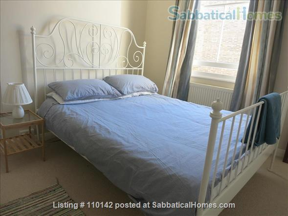 Quiet, light, three-bedroom Victorian flat in Camden, ideal for up to four people Home Rental in Greater London, England, United Kingdom 6