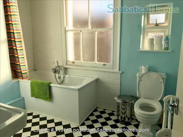 Quiet, light, three-bedroom Victorian flat in Camden, ideal for up to four people Home Rental in Greater London, England, United Kingdom 8