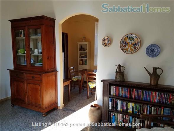 Summer Writing Retreat/Tuscan Country House Home Rental in Le Conche, Toscana, Italy 5