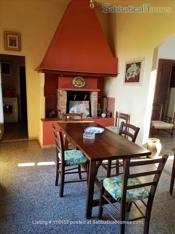 Summer Writing Retreat/Tuscan Country House Home Rental in Le Conche, Toscana, Italy 6