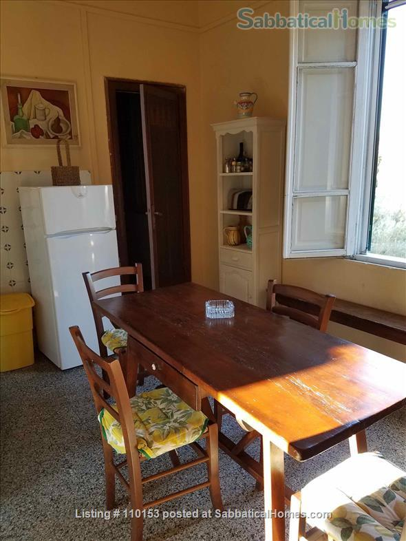 Summer Writing Retreat/Tuscan Country House Home Rental in Le Conche, Toscana, Italy 7