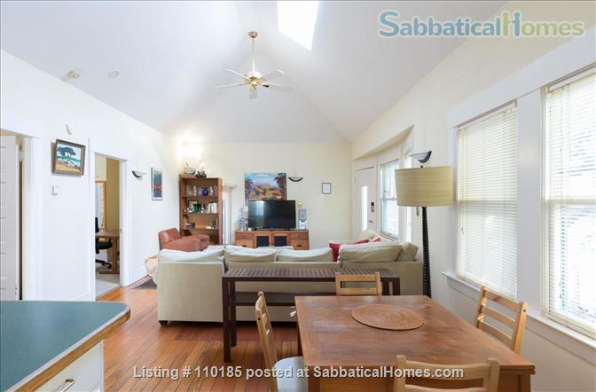 2BD 1block from North Berkeley BART Home Rental in Berkeley, California, United States 1