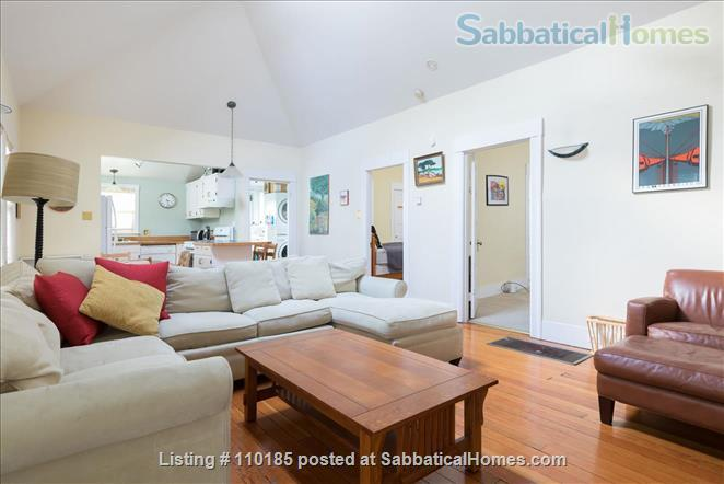 2BD 1block from North Berkeley BART Home Rental in Berkeley, California, United States 0