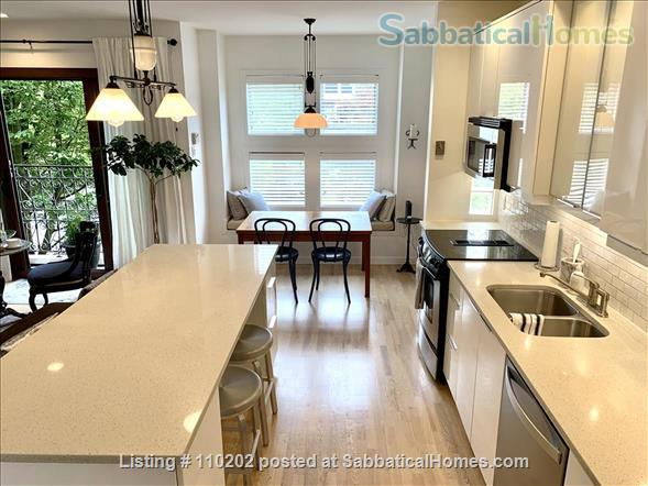 Furnished 2 Bdrm Townhouse in Kitsilano (near UBC) Home Rental in Vancouver, British Columbia, Canada 4