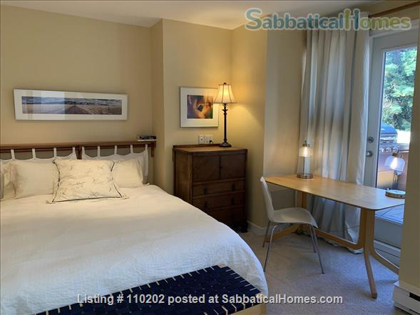 Furnished 2 Bdrm Townhouse in Kitsilano (near UBC) Home Rental in Vancouver, British Columbia, Canada 7