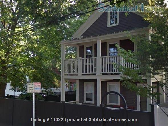 Perfect MIT/Harvard-adjacent Cambridge Home Home Rental in Cambridge, Massachusetts, United States 1