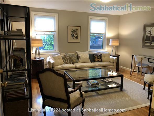 Perfect MIT/Harvard-adjacent Cambridge Home Home Rental in Cambridge, Massachusetts, United States 0