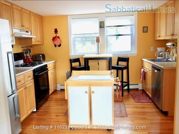 Perfect MIT/Harvard-adjacent Cambridge Home Home Rental in Cambridge, Massachusetts, United States 3