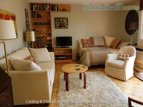 Ideal Central Square Studio w Parking - ALL UTILITIES INCLUDED Home Rental in Cambridge, Massachusetts, United States 3