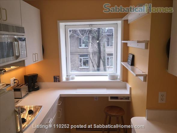 Ideal Central Square Studio w Parking - ALL UTILITIES INCLUDED Home Rental in Cambridge, Massachusetts, United States 6