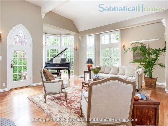 Historic N. Berkeley/Gourmet Ghetto house  -- 4BR, 2.5 bath, 3000 sq ft Home Rental in Berkeley, California, United States 4