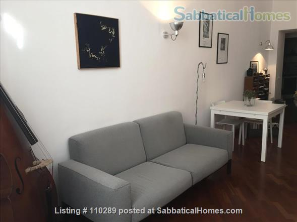 COZY APARTMENT IN THE HEART OF TRASTEVERE Home Exchange in Roma, Lazio, Italy 1