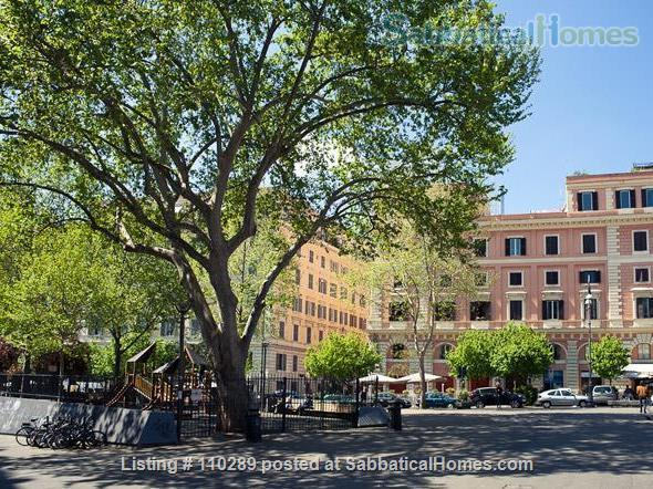 COZY APARTMENT IN THE HEART OF TRASTEVERE Home Exchange in Roma, Lazio, Italy 8