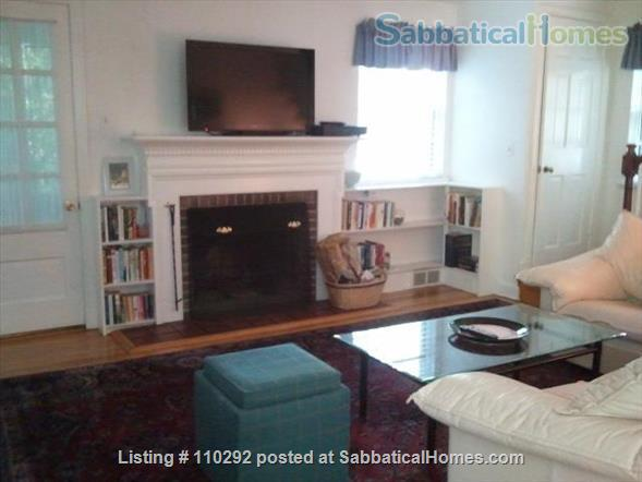 Bethesda Charming 3 Br, 2 Ba. Great Location! Walk to Metro. Furnished. Home Rental in Bethesda, Maryland, United States 0