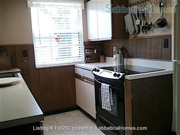 Bethesda Charming 3 Br, 2 Ba. Great Location! Walk to Metro. Furnished. Home Rental in Bethesda, Maryland, United States 4