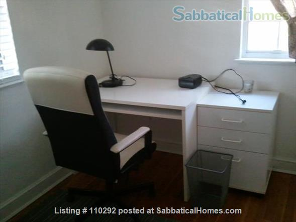 Bethesda Charming 3 Br, 2 Ba. Great Location! Walk to Metro. Furnished. Home Rental in Bethesda, Maryland, United States 7