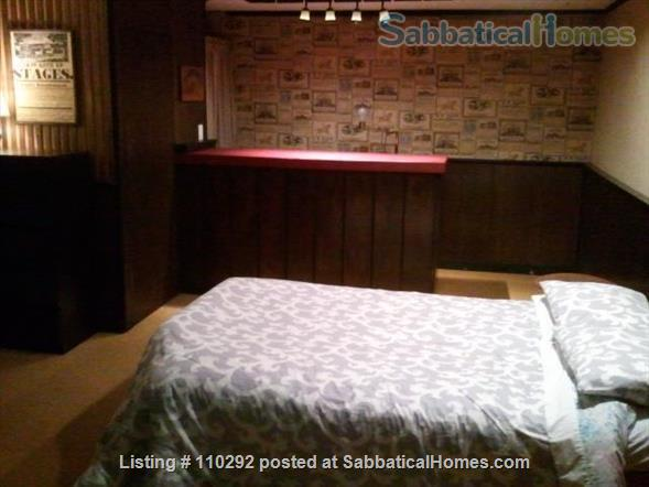 Bethesda Charming 3 Br, 2 Ba. Great Location! Walk to Metro. Furnished. Home Rental in Bethesda, Maryland, United States 8