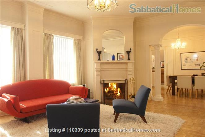 2 of 3 B/R, Huge, Stunning, Downtown Luxury Penthouse w/ Rare Flexibility -- Fireplace, Private Terrace, Hot-Tub, 360-Degree Views Home Rental in San Francisco, California, United States 1