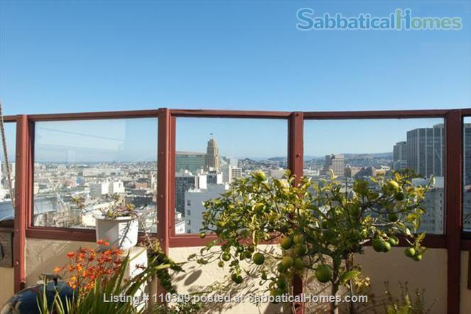 2 of 3 B/R, Huge, Stunning, Downtown Luxury Penthouse w/ Rare Flexibility -- Fireplace, Private Terrace, Hot-Tub, 360-Degree Views Home Rental in San Francisco, California, United States 4