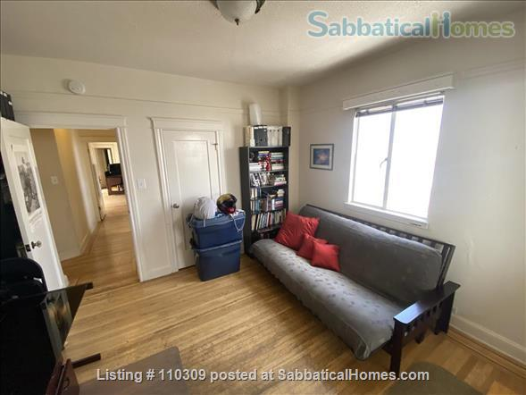 2 of 3 B/R, Huge, Stunning, Downtown Luxury Penthouse w/ Rare Flexibility -- Fireplace, Private Terrace, Hot-Tub, 360-Degree Views Home Rental in San Francisco, California, United States 7