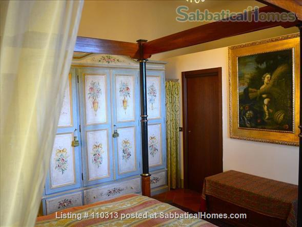 Grand Winemakers Residence close  to Florence, Siena. Chianti Tuscan hills Home Rental in Montefioralle, Toscana, Italy 3