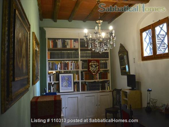 Grand Winemakers Residence close  to Florence, Siena. Chianti Tuscan hills Home Rental in Montefioralle, Toscana, Italy 5