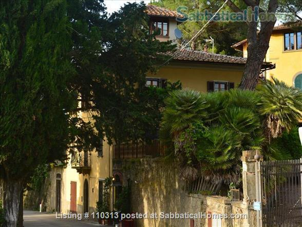 Grand Winemakers Residence close  to Florence, Siena. Chianti Tuscan hills Home Rental in Montefioralle, Toscana, Italy 1