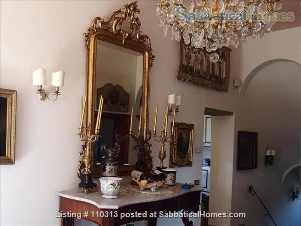 Grand Winemakers Residence close  to Florence, Siena. Chianti Tuscan hills Home Rental in Montefioralle, Toscana, Italy 0