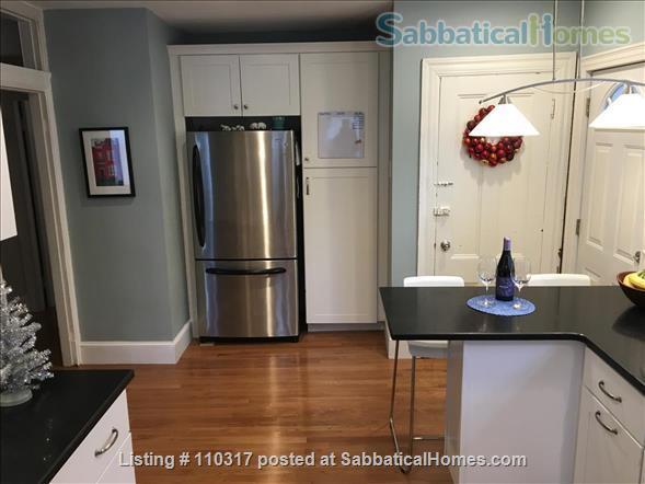 Sunny renovated 2BR near Orange/Green lines, Jamaica Plain Jun 15 or July 1 Home Rental in Boston, Massachusetts, United States 1