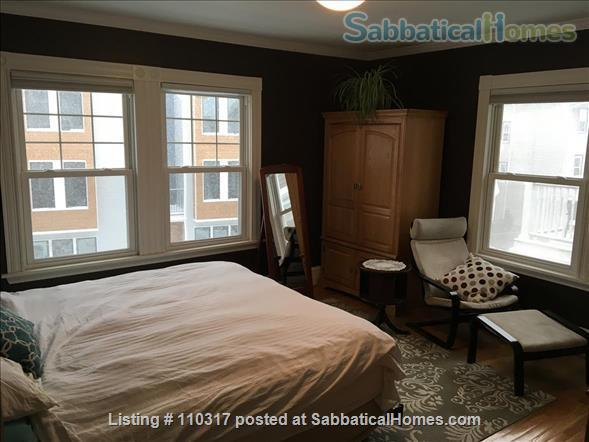 Sunny renovated 2BR near Orange/Green lines, Jamaica Plain Jun 15 or July 1 Home Rental in Boston, Massachusetts, United States 3