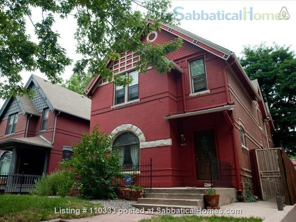Capitol Hill  one bedroom Home Rental in Denver, Colorado, United States 1
