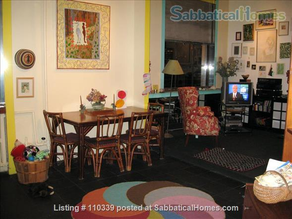 1 bedroom legal sublet in Westbeth Artist Housing Complex Home Rental in New York, New York, United States 3