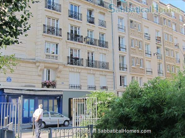 Charming Paris apartment  Home Rental in Paris, IDF, France 1