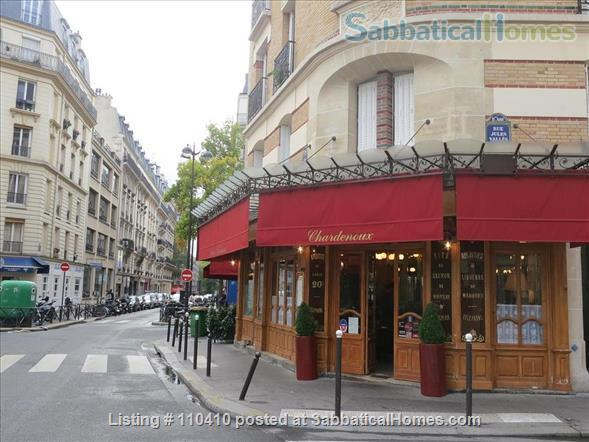 Charming Paris apartment  Home Rental in Paris, IDF, France 7