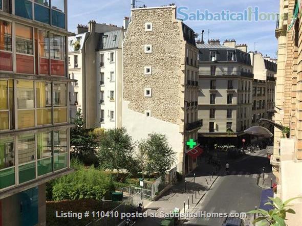 Charming Paris apartment  Home Rental in Paris, IDF, France 8