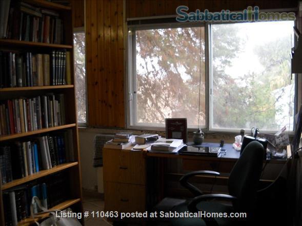 Beautiful Three Bedroom Furnished Apartment in Jerusalem Home Rental in Jerusalem, Jerusalem District, Israel 3