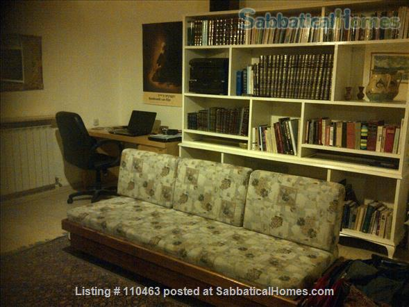 Beautiful Three Bedroom Furnished Apartment in Jerusalem Home Rental in Jerusalem, Jerusalem District, Israel 6