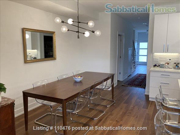 Elegant, New Modern Home in Evanston Home Rental in Evanston, Illinois, United States 2