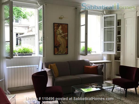 Furnished Apartment  in Paris 7th Arrondissement Home Exchange in Paris, Île-de-France, France 1