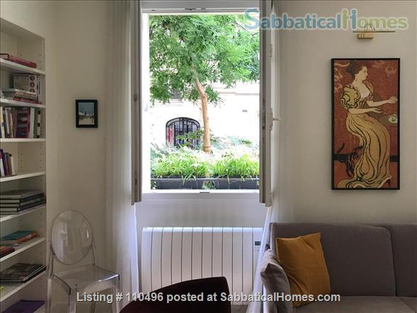Furnished Apartment  in Paris 7th Arrondissement Home Exchange in Paris, Île-de-France, France 0