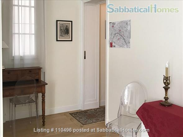 Furnished Apartment  in Paris 7th Arrondissement Home Exchange in Paris, Île-de-France, France 2