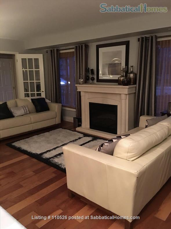 Furnished  West End 3 Bedroom Home for Rent with Private Back Yard Home Rental in Kingston, Ontario, Canada 3