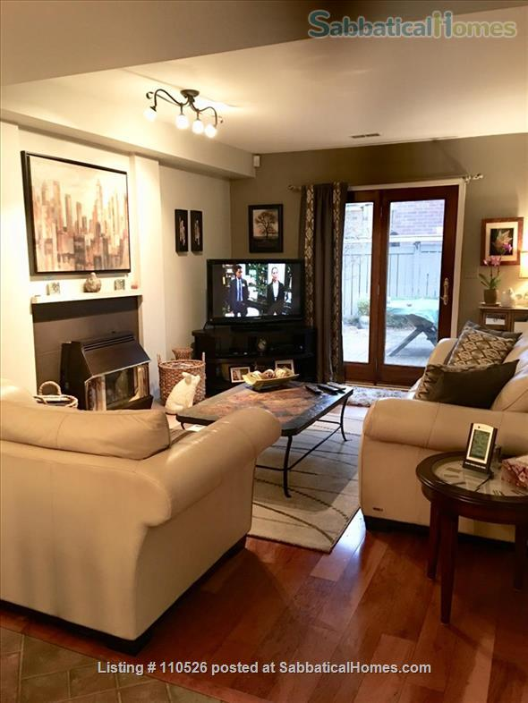 Furnished  West End 3 Bedroom Home for Rent with Private Back Yard Home Rental in Kingston, Ontario, Canada 5