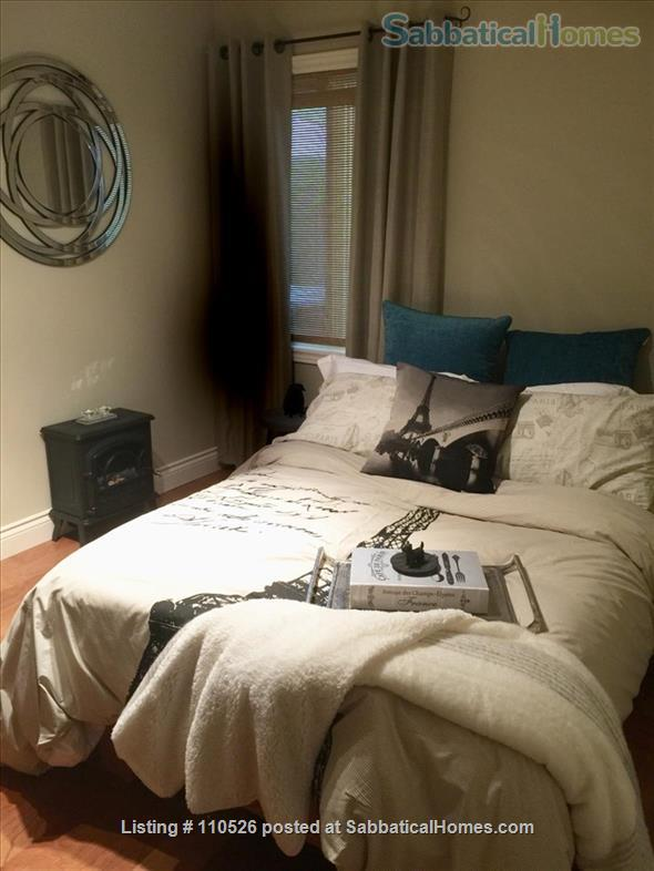 Furnished  West End 3 Bedroom Home for Rent with Private Back Yard Home Rental in Kingston, Ontario, Canada 8